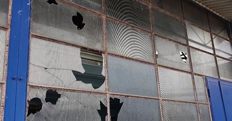 Pordenone, vandalizzata futura moschea abusiva