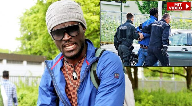 """Yussif non vuole essere espulso in Italia: """"Condizioni di vita irragionevoli"""""""