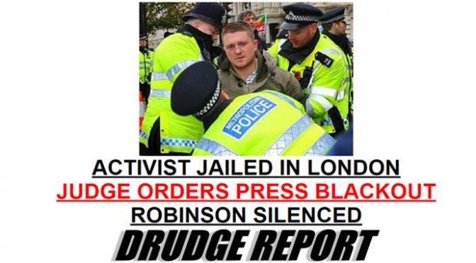 Dove è finito Tommy Robinson? Londra peggio dell'Iran – VIDEO