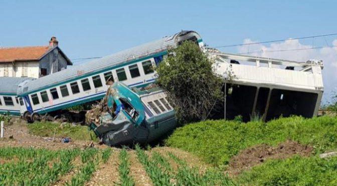 """Disastro ferroviario colpa immigrazione: """"Troppi camionisti stranieri"""""""