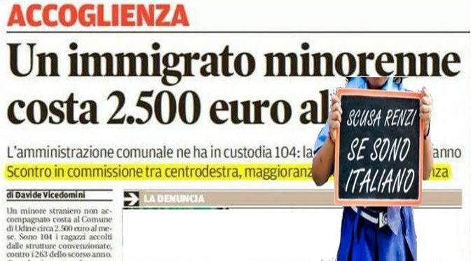 """Si presenta dai vigili: """"Sono migrante, dovete mantenermi"""""""