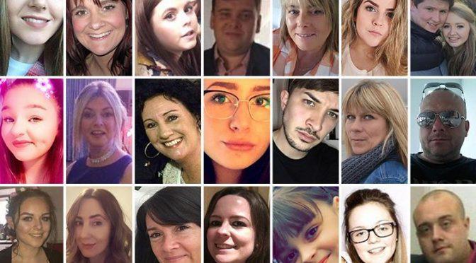 La strage islamica di Manchester: 22 vittime dell'integrazione