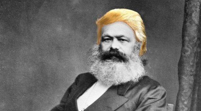 Oggi Marx voterebbe Salvini: immigrati sono l'esercito di riserva