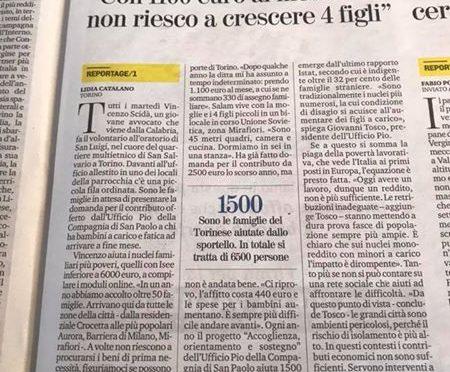 Torino, sovvenzioni finiscono agli immigrati