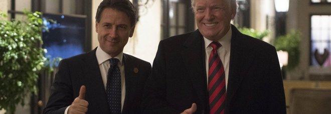 """Acquarius, Trump elogia governo: """"Grande, essere duri sull'immigrazione paga"""""""