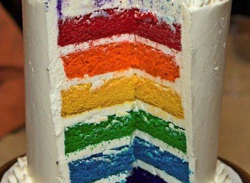 Corte Suprema Usa boccia gay: pasticceri non obbligati a realizzare torte per i loro matrimoni