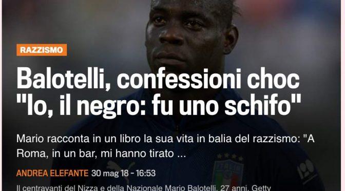 Balotelli capitano della Nazionale: Pd entusiasta, Salvini no