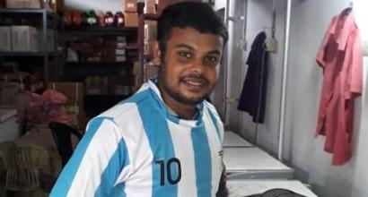 Mondiali: tifoso indiano di Messi si suicida