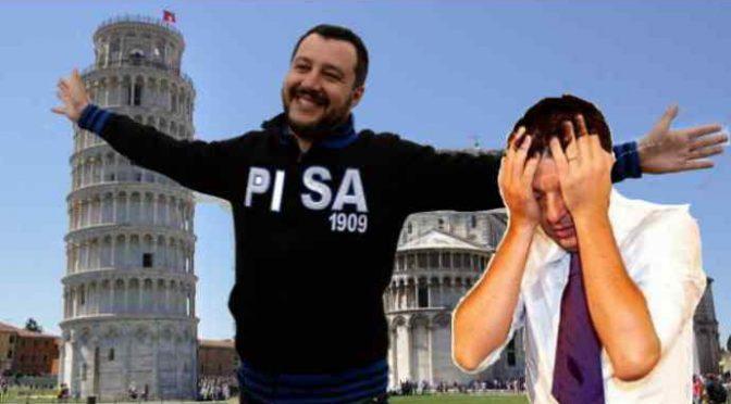 Da elettori mandato a Salvini di respingere, espellere e censire