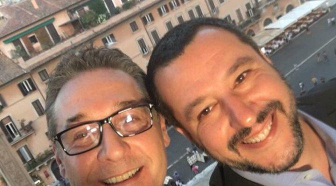 """Austria: """"Con Salvini fermeremo l'invasione"""""""