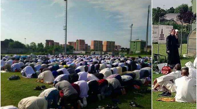 Sindaco leghista celebra Ramadan con islamici – VIDEO CHOC