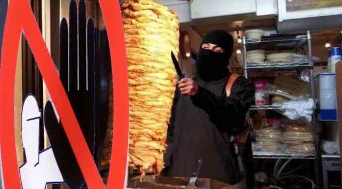 Kebab pieno di scarafaggi: chiuso dai Nas a Treviso