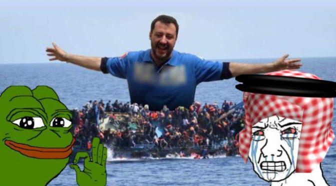 Porti chiusi, crollano gli sbarchi in Italia: lo ammette anche la UE