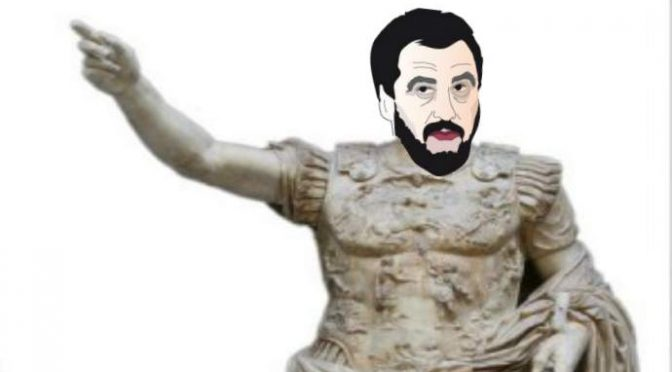 Grazie Salvini, ci hai ridato l'Italia: votare conta!