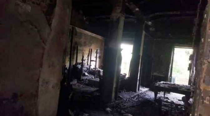 Messina, Francesco è morto per salvare fratellino dalle fiamme