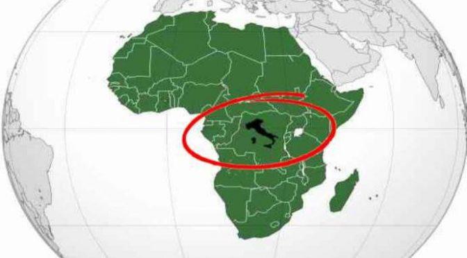 Africano a Chi Vuol Esser Milionario, Gerry Scotti fa il terzomondista