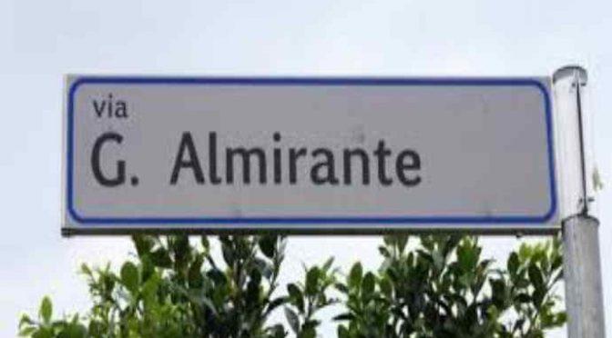 Raggi cambia idea: niente via Almirante