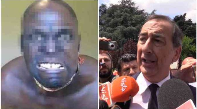 Milano: migrante azzanna poliziotto durante tavolata multietnica