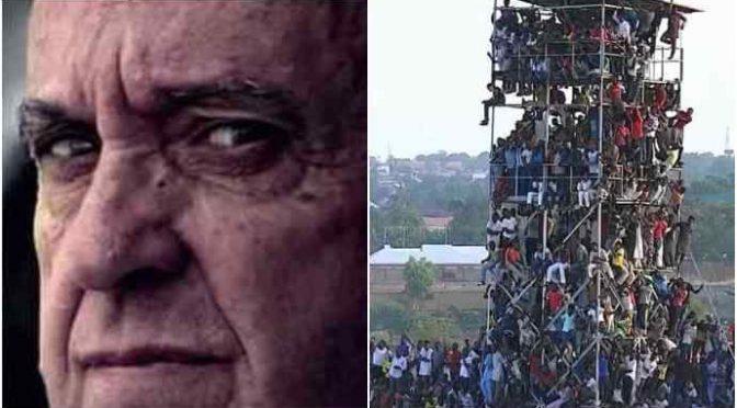 """Meluzzi: """"Bergoglio trasforma parrocchie in testa di ponte dell'invasione afro-islamica"""""""