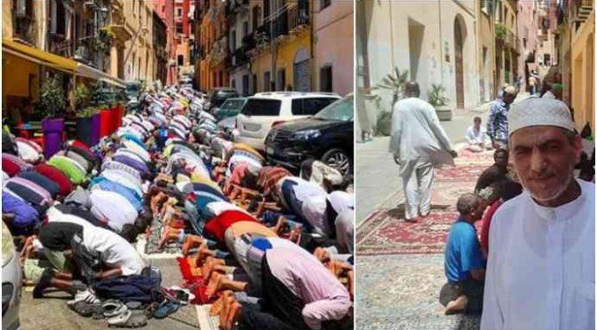 """Sindaco Pd elimina auto da centro per non turbare islamici, loro: """"Non basta"""""""