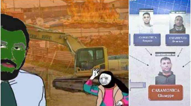 Casamonica, donna del clan zingaro rioccupa la casa confiscata: ri-sgomberata