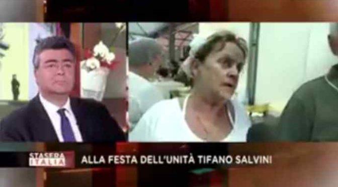 Alla Festa dell'Unità spopola Salvini – VIDEO