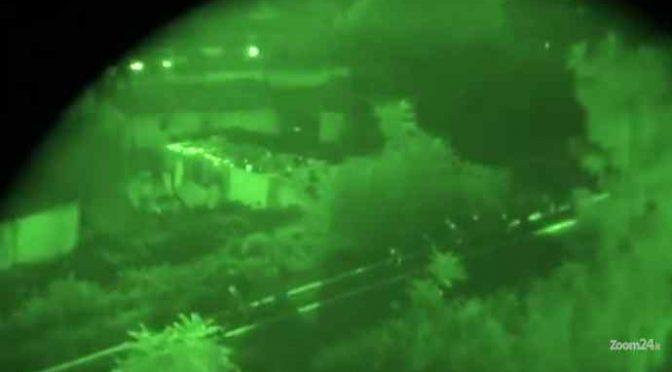 Inizia: 200 militari assediano la città degli zingari a caccia di criminali – VIDEO