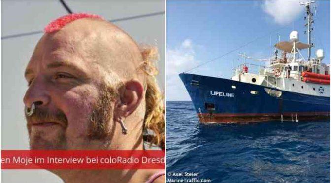 """Lifeline, Francia getta la maschera e rifiuta attracco: """"Tocca a Italia"""""""