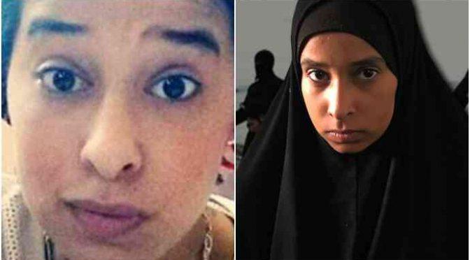 La rivolete la terrorista marocchina in Italia? I media sì