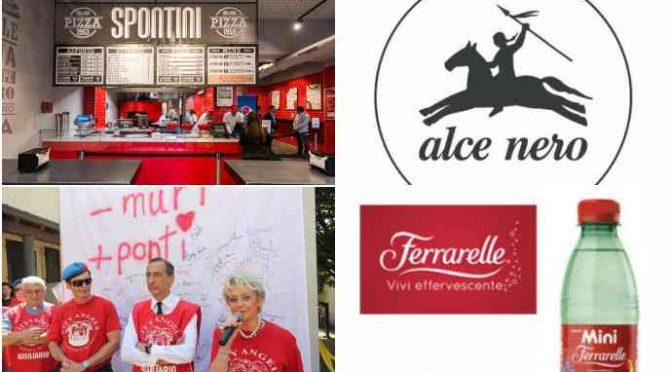 Milano, Pd invita a pranzo 5mila immigrati: sponsorizza Ferrarelle