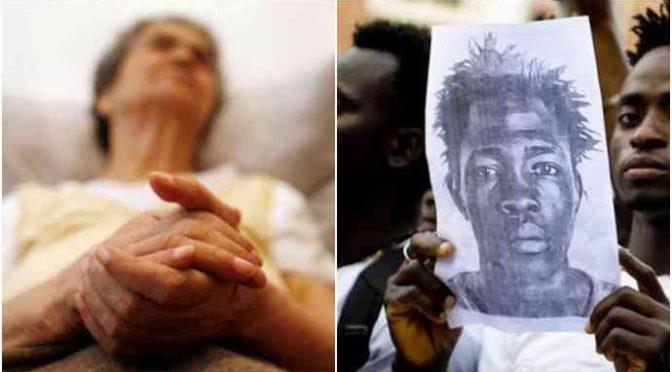 40 mila euro per seppellire il ladro maliano, donna italiana senza sepolutra