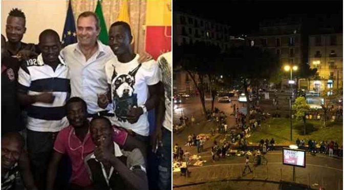 Troppi Neri a Napoli, turista si rifiuta di pagare tassa soggiorno