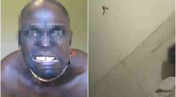 Nigeriano stupra donna e le strappa dito a morsi