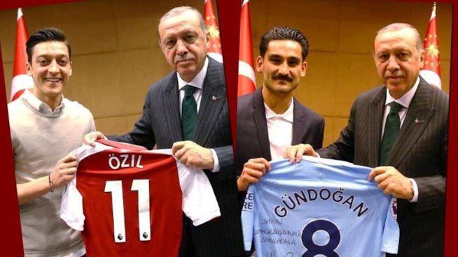 "Erdogan esalta uscita Özil: ""Patriottico"""