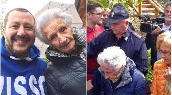 Il governo populista riporta a casa nonna Peppina