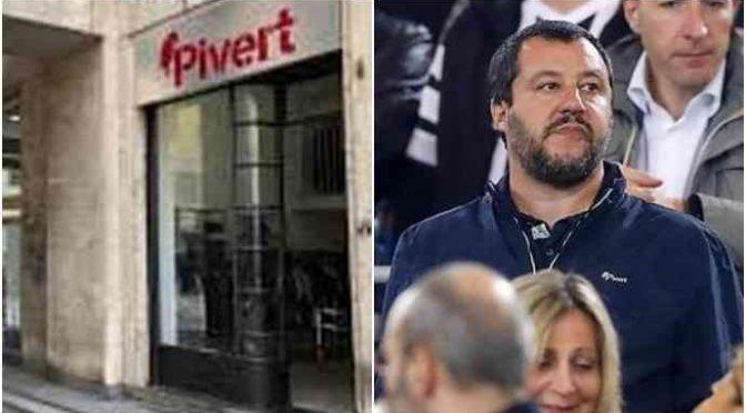 L'odio dei radical chic: bomba rossa contro negozio Pivert