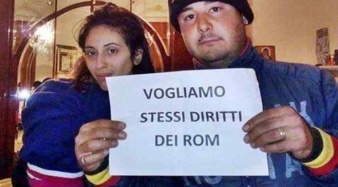 Roma, rivolta artigiani contro i soldi ai Nomadi 'imprenditori' – VIDEO