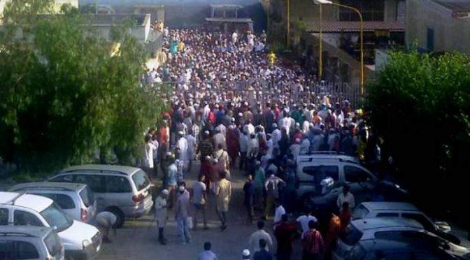 Invasione: 1.600 bengalesi assaltano comune leghista
