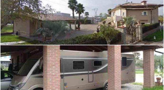 Censimento: cavalli da corsa e camper di lusso, confiscati beni per 1 milione a famiglia rom