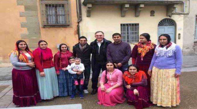 Cinghiate alla nipotina per farla elemosinare: 12 anni di carcere a rom