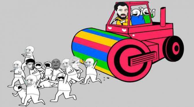 """Anche la massoneria """"preoccupata da Salvini"""""""