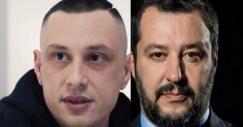 """Sinistra fuori controllo: """"Salvini muori, spero ti stuprino in massa"""""""