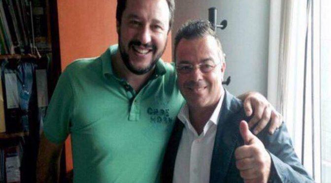 """Nel giorno del trionfo, Salvini ricorda Buonanno: """"Ce l'abbiamo fatta"""""""
