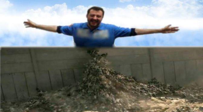 Salvini blocca nave Diciotti: blitz Polizia a bordo