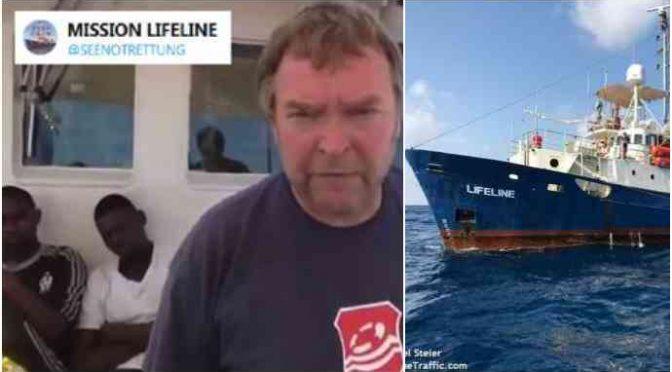 Ong, Lifeline in fuga dai porti: temono arresti