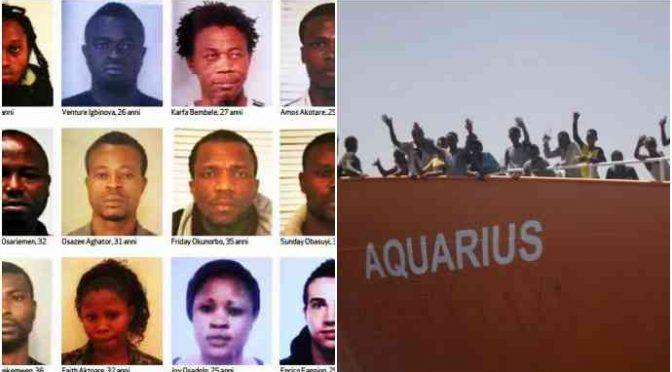 Scandalo Aquarius, per non sequestrarla trasbordo in acque internazionali