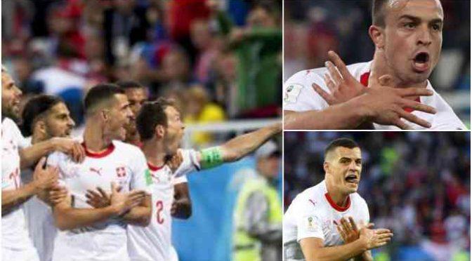 La vergogna dell'aquila albanese: la Svizzera è una nazionale che non esiste