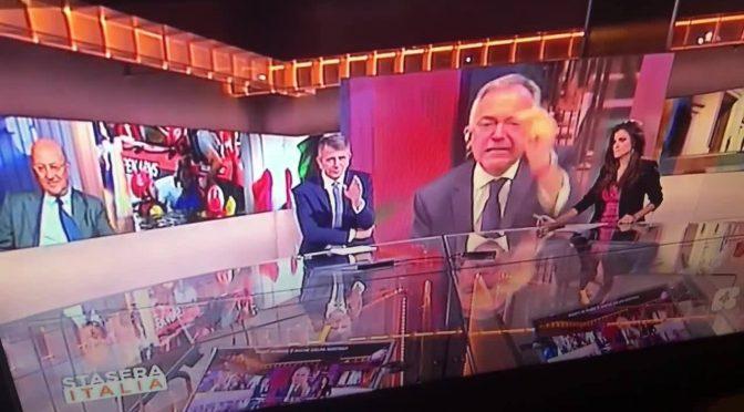"""Il governatore di sinistra scatenato: """"I bambini!"""" – VIDEO"""