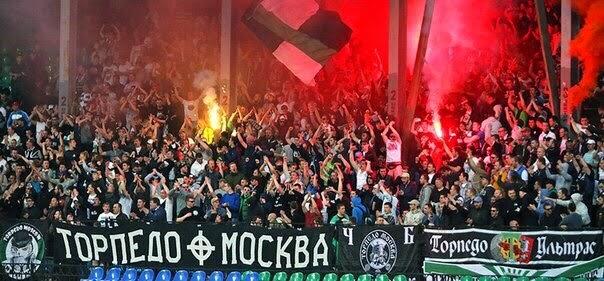 Torpedo Mosca, tifosi vogliono solo giocatori bianchi