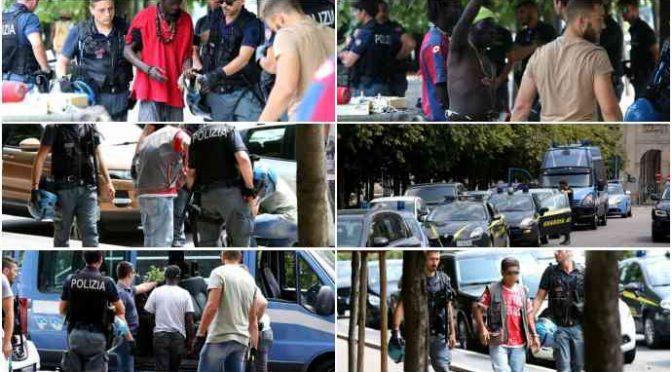 Milano insanguinata da gang immigrati: cani sventrati, quartieri sotto assedio